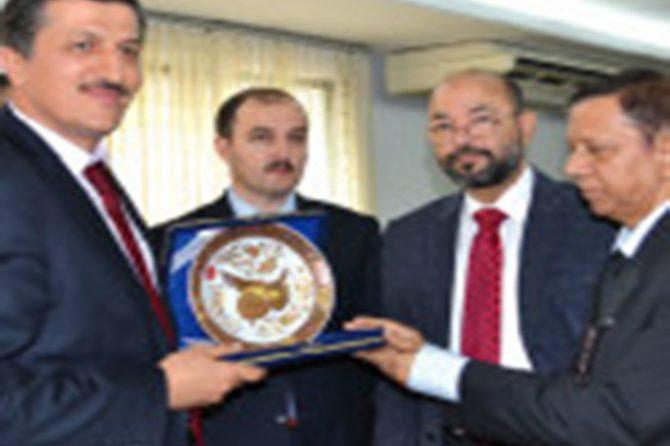Visit of Turkish Medical Team